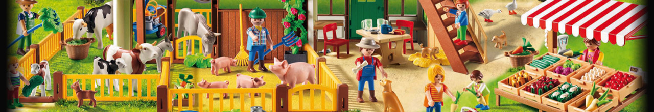 Achat PLAYMOBIL Country 6812 Garde forestier avec pick-up pas cher