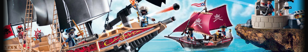 Achat PLAYMOBIL Pirates 70415 Canonnier pirate pas cher