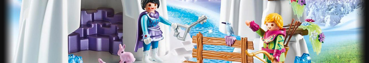 Achat PLAYMOBIL Magic 9469 Palais de Cristal pas cher