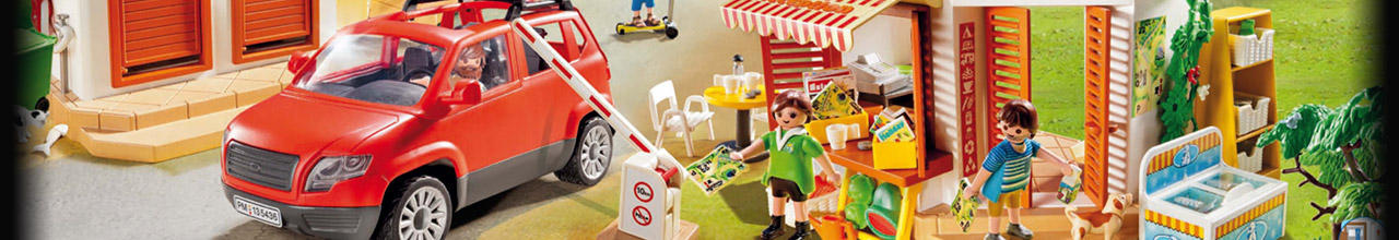 Achat PLAYMOBIL Summer Fun 4863 Buggy pas cher