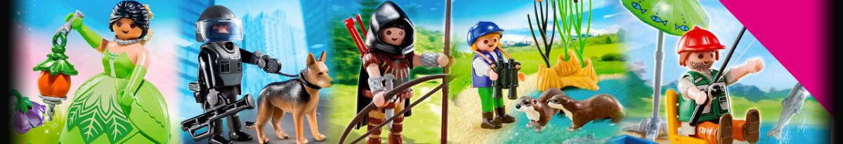 Achat PLAYMOBIL Special Plus 4677 Guerrier barbare pas cher