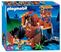 PLAYMOBIL History 3151 Vikings / campement