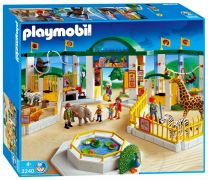 PLAYMOBIL City Life 3240 Zoo