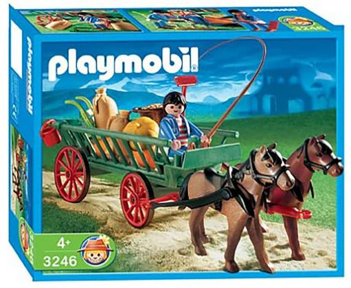 PLAYMOBIL Country 3246 Charrette