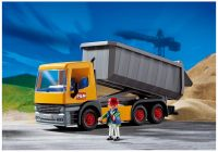 PLAYMOBIL City Action 3265 Chauffeur / camion-benne