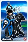 PLAYMOBIL Knights 3315 Chevalier noir