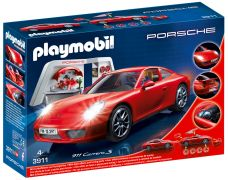 PLAYMOBIL Sports & Action 3911 Porsche 911 Carrera S