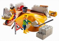 PLAYMOBIL City Action 4138 CompactSet Construction