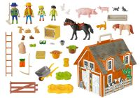 PLAYMOBIL Country 4142 Ferme transportable