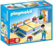 PLAYMOBIL City Life 4284 - Chambre des parents pas cher