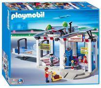 PLAYMOBIL City Action 4311 Aéroport / passerelle d'embarquement