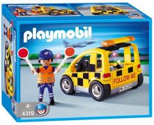 PLAYMOBIL City Action 4319 Agent de signalisation