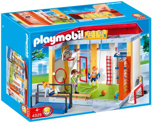 PLAYMOBIL City Life 4325 Gymnase