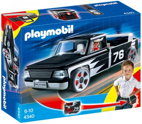 PLAYMOBIL City Action 4340 Pick-Up à emporter