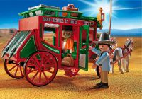 PLAYMOBIL Western 4399 Diligence