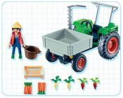 PLAYMOBIL Country 4497 Fermier / tracteur faucheuse