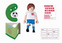 PLAYMOBIL Sports & Action 4732 Joueur équipe Angleterre