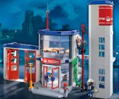 PLAYMOBIL City Action 4819 Caserne de pompiers