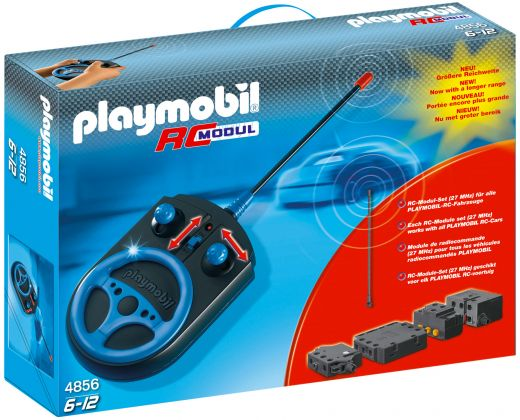 PLAYMOBIL City Action 4856 Module de radiocommande Plus