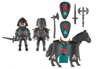 PLAYMOBIL Knights 4873 Chevaliers du Faucon