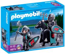 PLAYMOBIL Knights 4873 - Chevaliers du Faucon pas cher