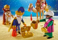 PLAYMOBIL Christmas 4886 Rois mages