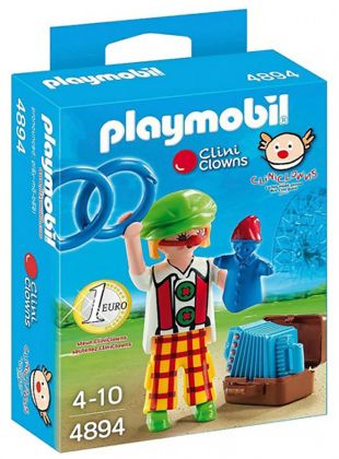 PLAYMOBIL Special Plus 4894 CliniClown