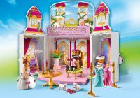 PLAYMOBIL Princess 4898 Coffre Cour royale