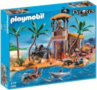 PLAYMOBIL Pirates 4899 Repaire des pirates