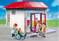 PLAYMOBIL City Life 5012 Clinique et ambulance