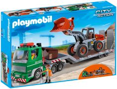 PLAYMOBIL City Action 5026 Gros camion avec bulldozer