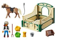 PLAYMOBIL Country 5109 Cheval Haflinger et écuyère