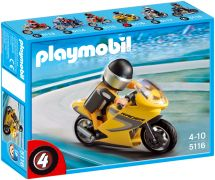 PLAYMOBIL Sports & Action 5116 Moto de course