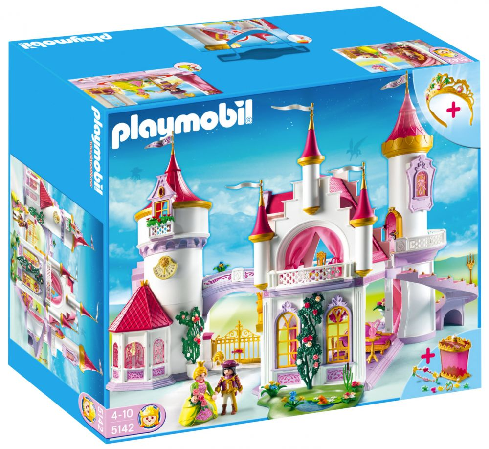 PLAYMOBIL Princess 5142 Palais De Princesse