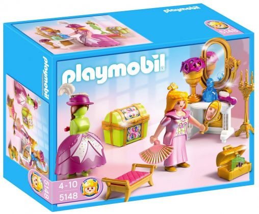 PLAYMOBIL Princess 5148 Salon de beauté de princesse