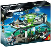 PLAYMOBIL Future Planet 5149 Base des E-Rangers