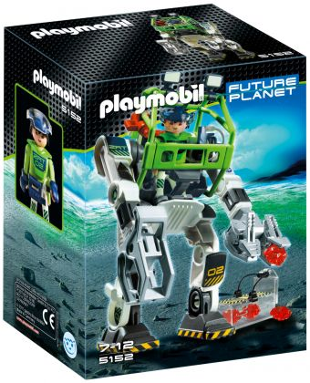 PLAYMOBIL Future Planet 5152 Robot des E-Rangers