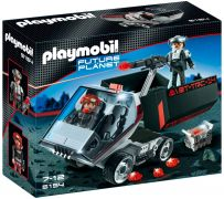 PLAYMOBIL Future Planet 5154 Camion des Darksters avec rayon lumineux