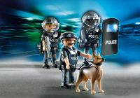 PLAYMOBIL City Action 5186 Commando de policiers