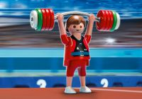 PLAYMOBIL Sports & Action 5199 Haltérophile
