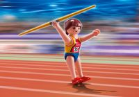 PLAYMOBIL Sports & Action 5201 Lanceuse de javelot