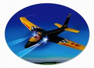 PLAYMOBIL Sports & Action 5219 Planeur de course