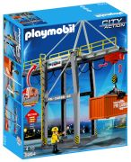 PLAYMOBIL City Action 5254 Portique électrique à conteneurs
