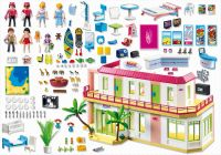 PLAYMOBIL Summer Fun 5265 Grand hôtel