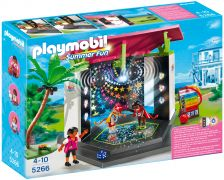 PLAYMOBIL Summer Fun 5266 Club enfants avec piste de danse