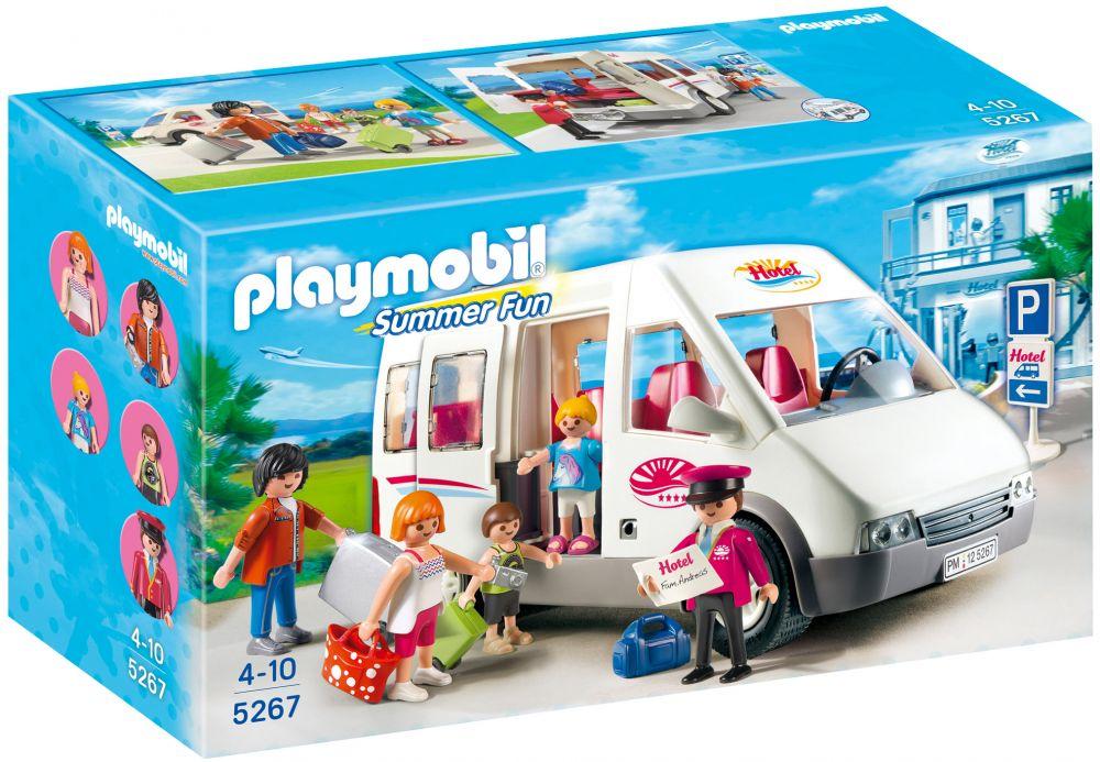 Playmobil summer fun 5267 pas cher mini bus de l 39 h tel for Meilleur comparateur de prix hotel