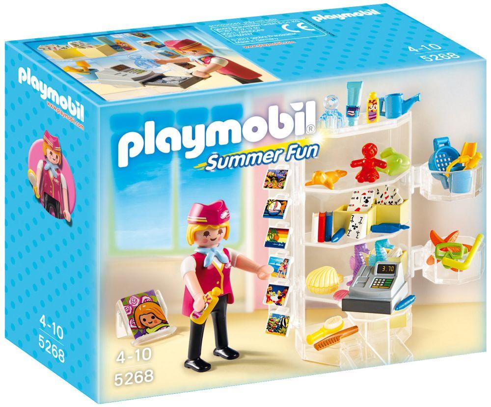 Playmobil summer fun 5268 pas cher boutique de l 39 h tel for Meilleur comparateur de prix hotel