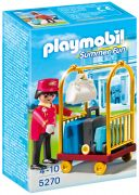 PLAYMOBIL Summer Fun 5270 Bagagiste