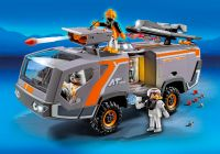 PLAYMOBIL Top Agents 5286 Camion des Agents Secrets