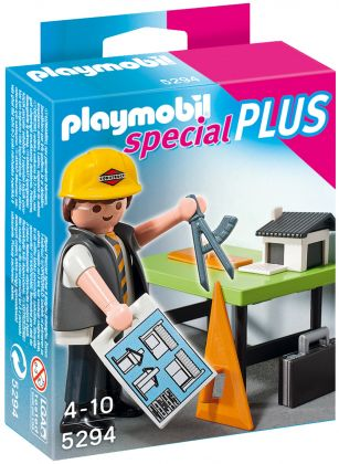 PLAYMOBIL Special Plus 5294 Architecte
